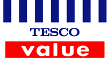 Tesco Value 4