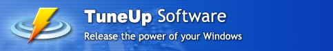 TuneUp software logo 2004