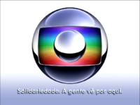 Globo Solidariedade A gente vê por aqui logo 2008