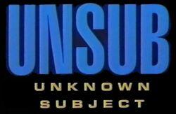 Unsub series