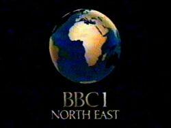 BBC 1 1985 North East