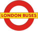 London Transport Buses roundel small