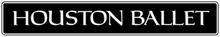 Houston ballet logo old