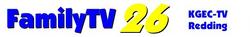 KGEC FamilyTV26 Logo