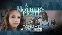 NBC News' NBC Nightly News With Brian Williams' A Mother's Fight Video Promo For Tuesday Evening, June 26, 2012