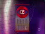 CBS Telenotícias on-screen logo