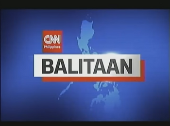 CNN Philippines Balitaan Title Card