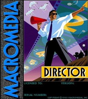 Macromedia Director 3