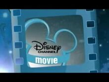 Disney Channel Movie logo 2009 Old Version