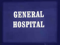 ''General Hospital'' Video Close From 1968