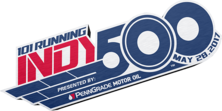 101st Indianapolis 500