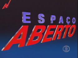 Espaço Aberto 1996