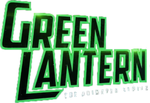 Green Lantern — The Animated Series text
