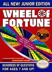Wheel of Fortune Junior Edition (NES)