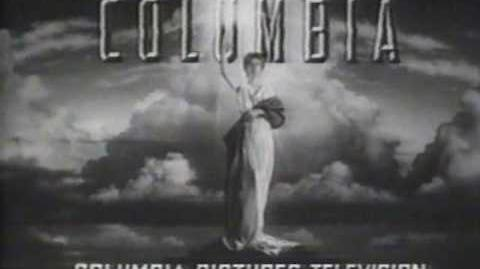 Columbia Pictures Television B&W logo (1993)