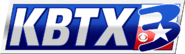 KBTX 3 logo