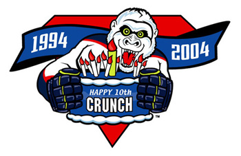 Syracuse Crunch 10 Years