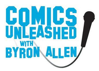 Comics Unleashed logo