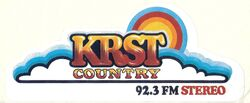 KRST Country 92.3 Stereo