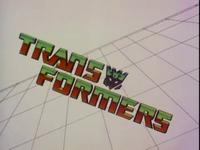 Transformers 1984 TV Series Decepticon