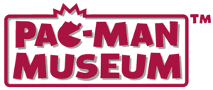 Pac man museum logo by ringostarr39-d6o4iqy