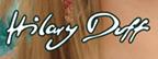Hilary Duff 2003 logo