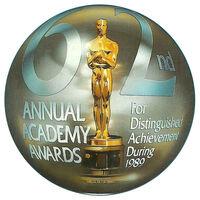 Oscars print 62nd