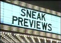 Sneak-previews