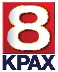 KPAX 8 logo