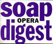 Logo soapoperadigest