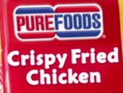Purefoodscrispyfriedchicken