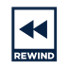 Rewind Alternate logo