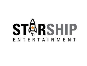 Starship Entertainment Logo