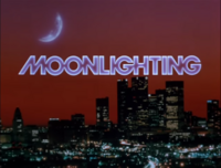 Moonlighting title card