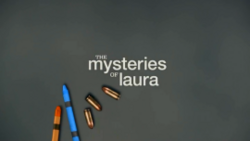 The Mysteries of Laura intertitle