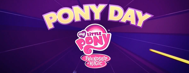 Pony-day