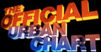 The Official Urban Chart 2012 logo