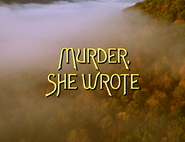 Murder, She Wrote (A Story to Die For)