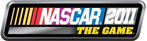 NASCAR 2011 The Game Logo