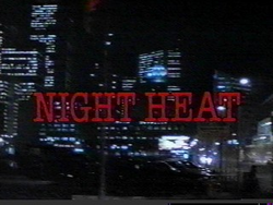Night Heat Title Screen
