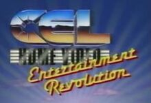 CEL Home Video Entertainment Revolution (Logo 2)
