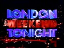 London Weekend Tonight 1993