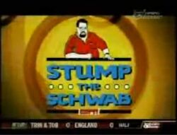 Stump the Schwab