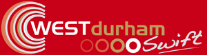 GNE West Durham Swift logo