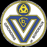 FC Girondins de Bordeaux logo (1980-1990)