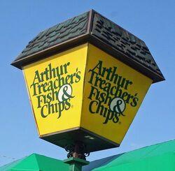 Arthur treacher 1