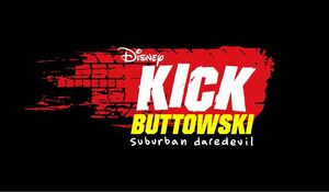 Kick Buttowski Surburband Daredevil