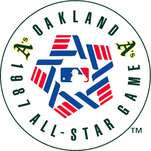 File:1987 Major League Baseball All-Star Game logo.png