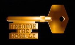 Throughthekeyhole key logo