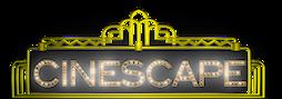 Cinescape Logo Perú